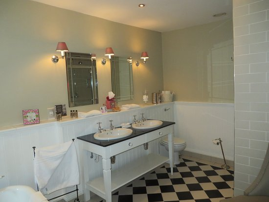 Bathroom Lighting Limerick here's the bathroom - picture of no. 1 pery square hotel & spa