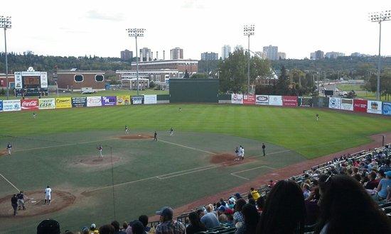 Edmonton Ballpark (Formerly known as TELUS Field)