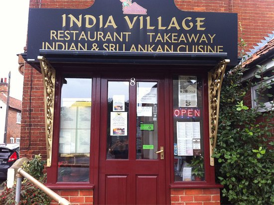 Wymondham, UK: India Village