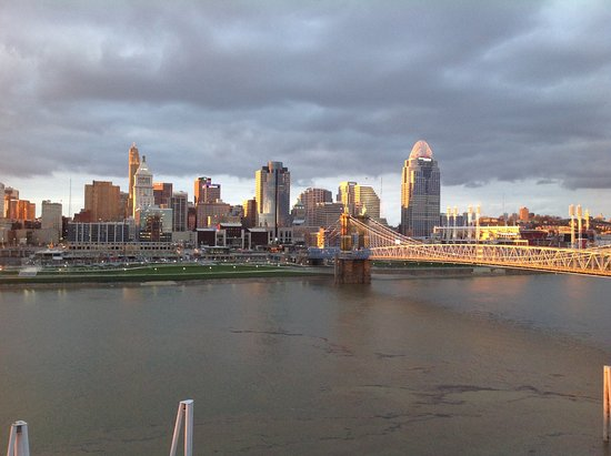 Covington, KY: Great view!