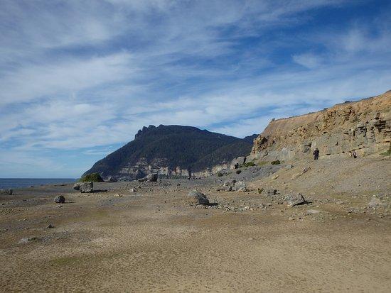 Tasmania, Australia: Fossil Cliffs