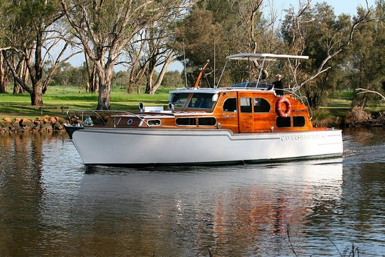 Caversham, Australia: Karen Sue Boat Charters