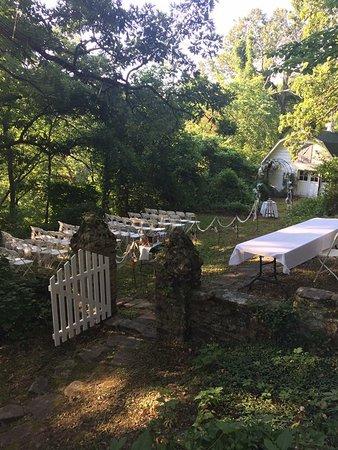 Steelville, MO: Wedding day