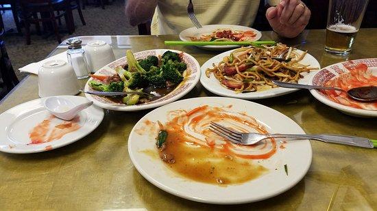 San Leandro, Калифорния: Uncle Wong's Restaurant