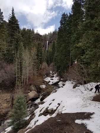 Pagosa Springs, Kolorado: Treasure Falls