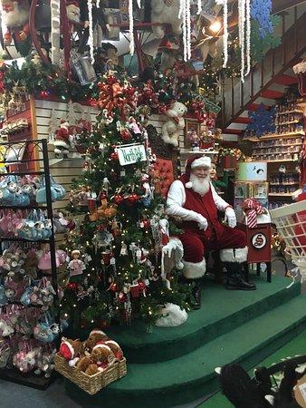 The Santa Claus House