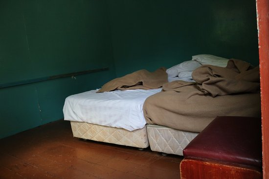 Kapas Island Resort: The room was not made up