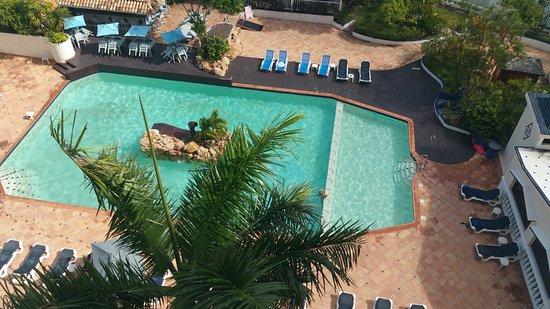 Sapphire Beach Club Resort: 20160709_153405_large.jpg