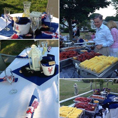 เอสเซกซ์, คอนเน็กติกัต: Check out our catering!