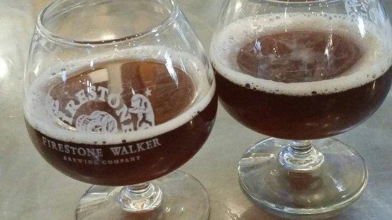 Buellton, CA: Taproom at Firestone Walker Brewing Company