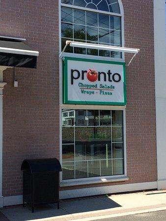 Fairfield, CT: Storefront on Main Street