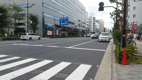 Sotetsu Fresa Inn Tokyo-Toyocho : 20160724_120506_large.jpg
