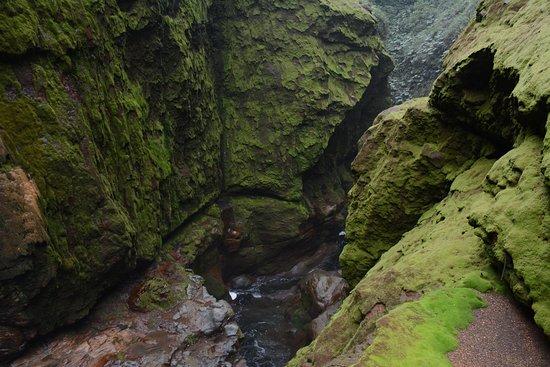 Bajos del Toro, كوستاريكا: after the falls