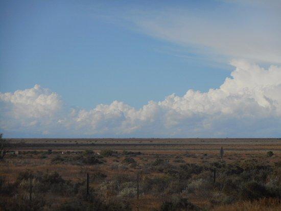 Port Augusta, Australien: Changing weather