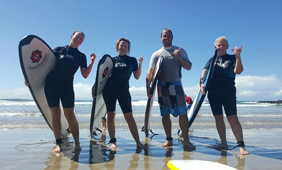Sawtell Surf School