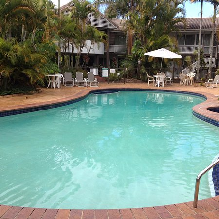 Elanora, Australia: Pool area was good