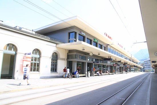 Filisur, สวิตเซอร์แลนด์: クール駅