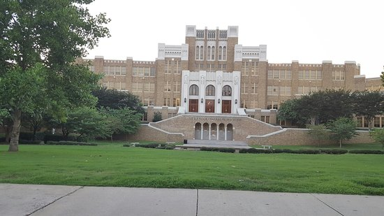 Little Rock Central High School: 20160725_194819_large.jpg