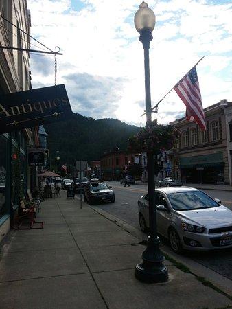 Wallace, Idaho: 20160716_192616_large.jpg