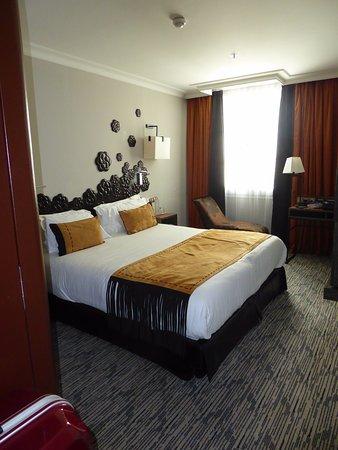 โฮเต็ล เลส จาร์ดินส์ เดอ ลา วิลล่า: Comfortable room 7