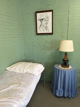 Mount Airy, Carolina del Norte: Otis' Jail Cell
