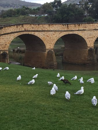 Richmond Bridge,the oldest in Australia