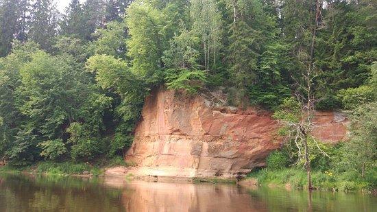 Sigulda, Latvia: Gauja National Park