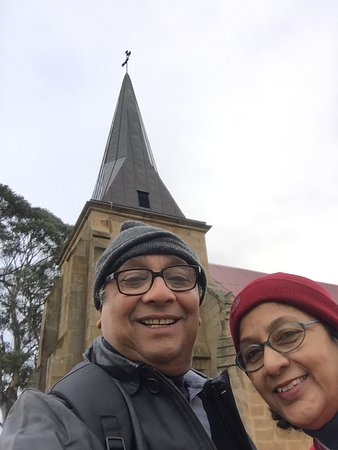 Richmond, Australia: We, at the St John Evangelist's Church
