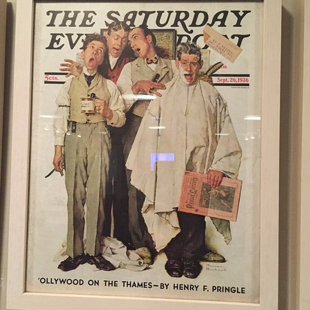 """the history and popular illustrations at the norman rockwell museum at stockbridge Stockbridge, ma, october 16, 2013— award-winning illustrator  by his love of  history, art, science, and the natural world—""""wendell minor's."""
