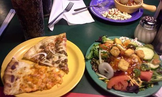 pizza inn buffet and salad bar complete with pasta ans spaghetti rh tripadvisor com pizza inn buffet prices spartanburg sc pizza inn buffet prices spartanburg sc