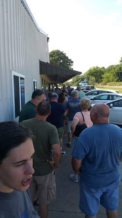 Lincoln, MO: The line