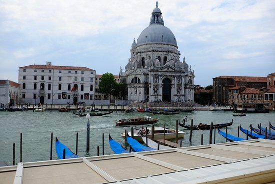 The Westin Europa & Regina, Venice: This is the view from our room