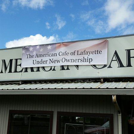Lafayette, OR: New owners and food made from scratch...the way it used to be.