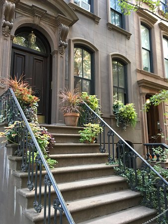 New York City Ny Carrie Bradshaw S Apartment