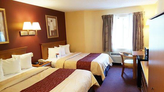 Clifton Park, estado de Nueva York: Double Queen Room