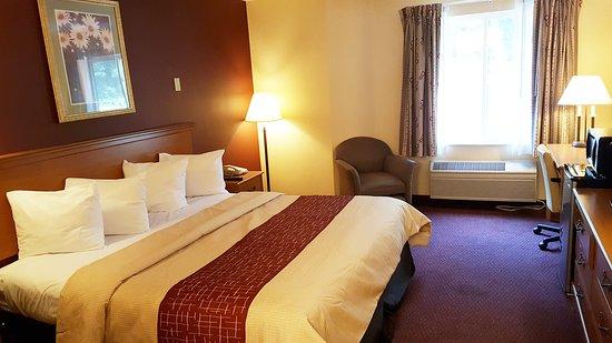 Clifton Park, estado de Nueva York: King Standard Room