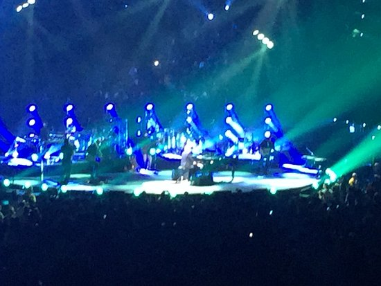 Uniondale, Nova York: Billy Joel Concert