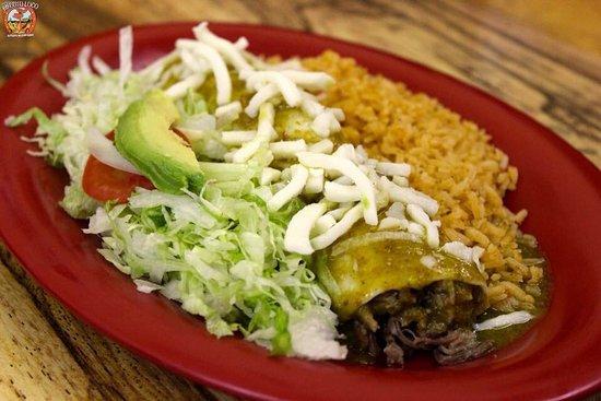Fayetteville, AR: Mr Taco Loco