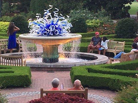 Chihuly Picture Of Atlanta Botanical Garden Atlanta Tripadvisor