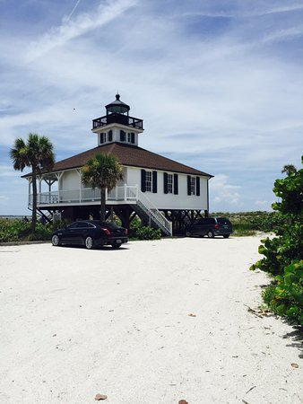Boca Grande, FL: Easy walk