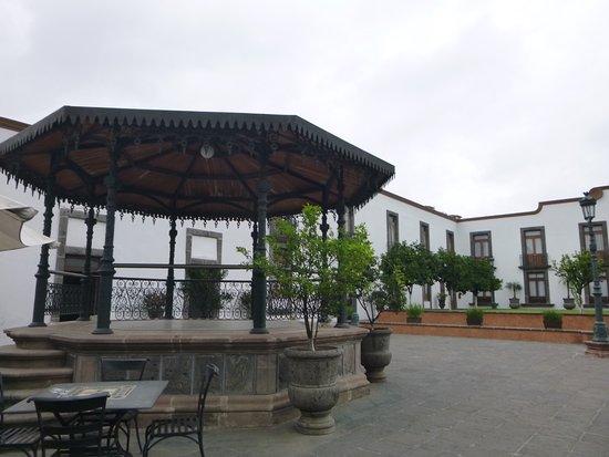 Hotel Hacienda La Venta: Kiosco