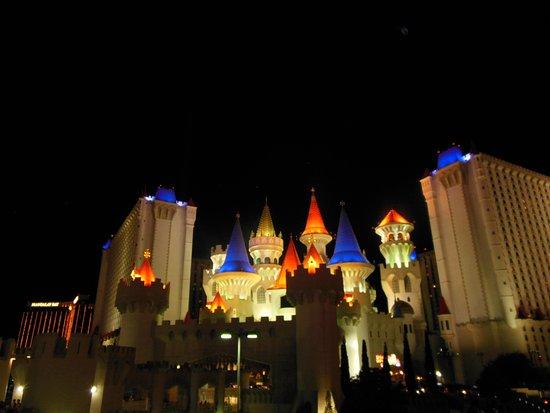 from the outside picture of excalibur hotel casino las vegas rh tripadvisor com