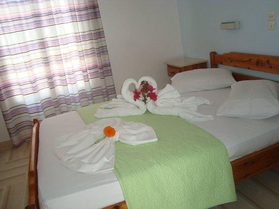 Hotel Galinos: excellent accueil familial