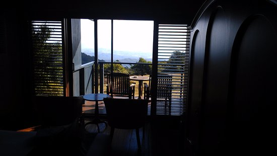 Canungra, Australia: Room with a view