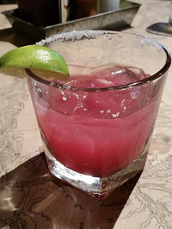 Ted's Montana Grill: Huckleberry Margarita