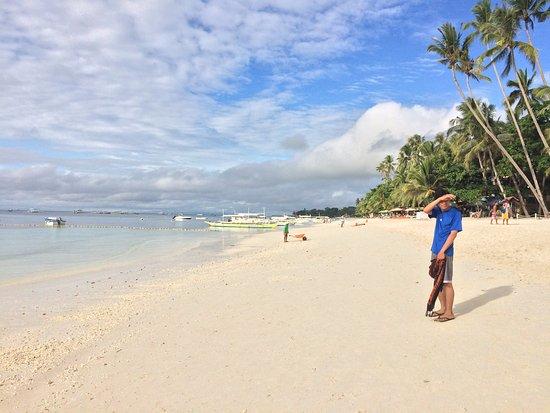 Alona Beach Resort with Lablab Picture of Alona Beach Panglao