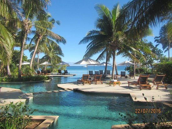 Likuliku Lagoon Resort Beach