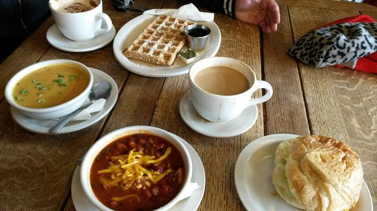 Macy's Fresh Roasted Coffee : Breakfast at Macy's