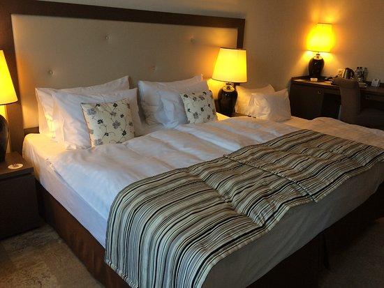 Très Grand Lit Et Très Bonne Literie Picture Of Metropolitan - Tres grand lit design