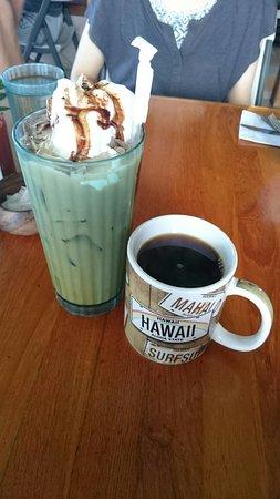 Captain Cook, Hawái: コーヒーシャック